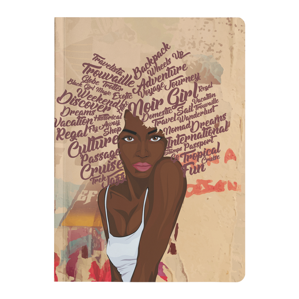 Zoya I Do Believe It's Time For Another Adventure | Notebook Cover