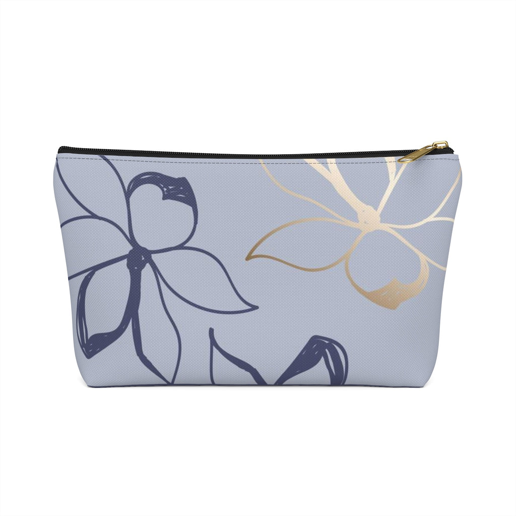 Jasmine In Bloom Cosmetic Travel Bag/Packing Cube Front