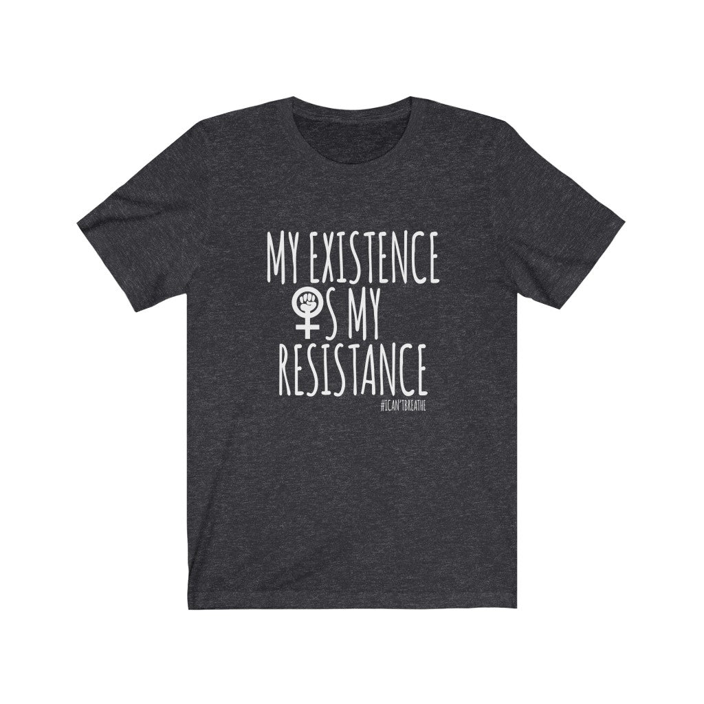 My Existence Short Sleeve Tee