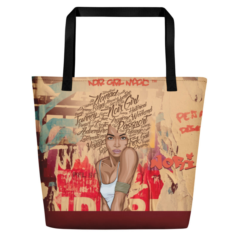 Nori Graffiti Carry All Bag