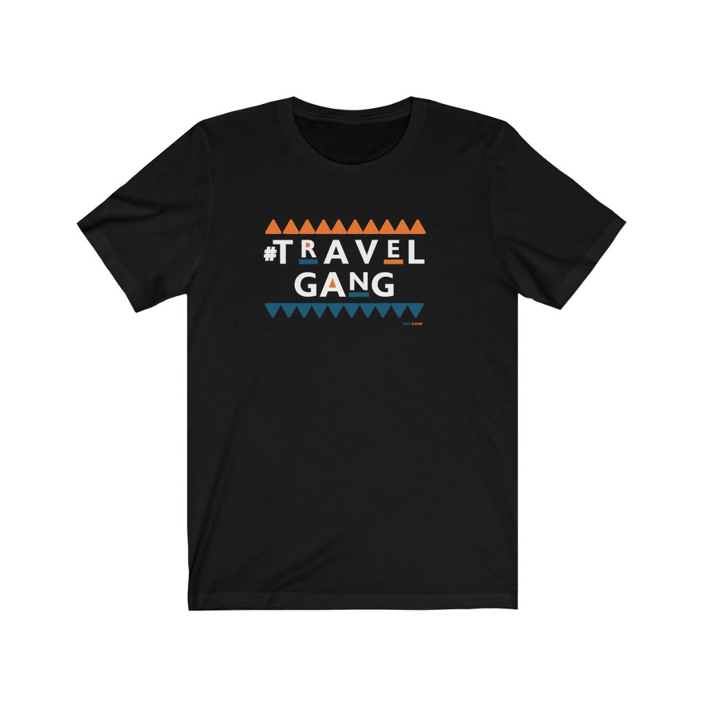 #TravelGang Short Sleeve Tee | Unisex