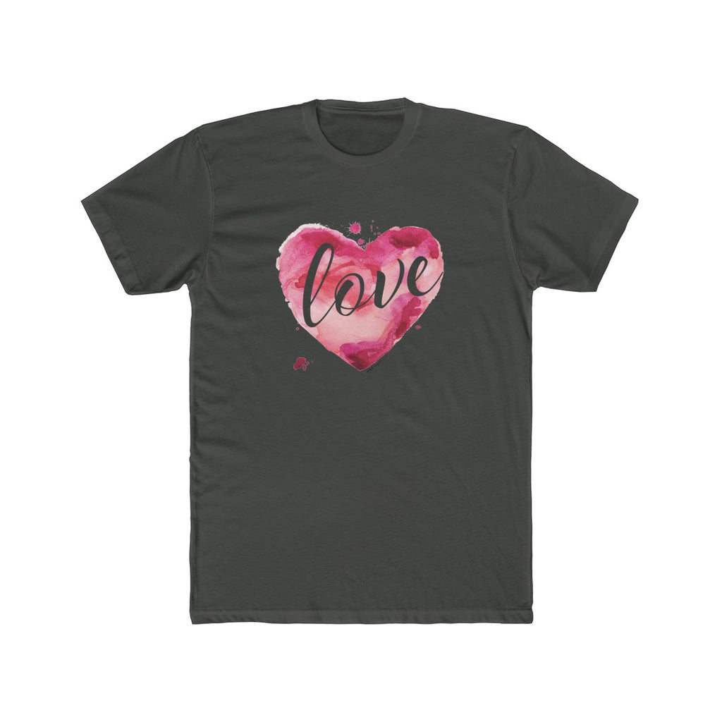 Watercolor Love Tee