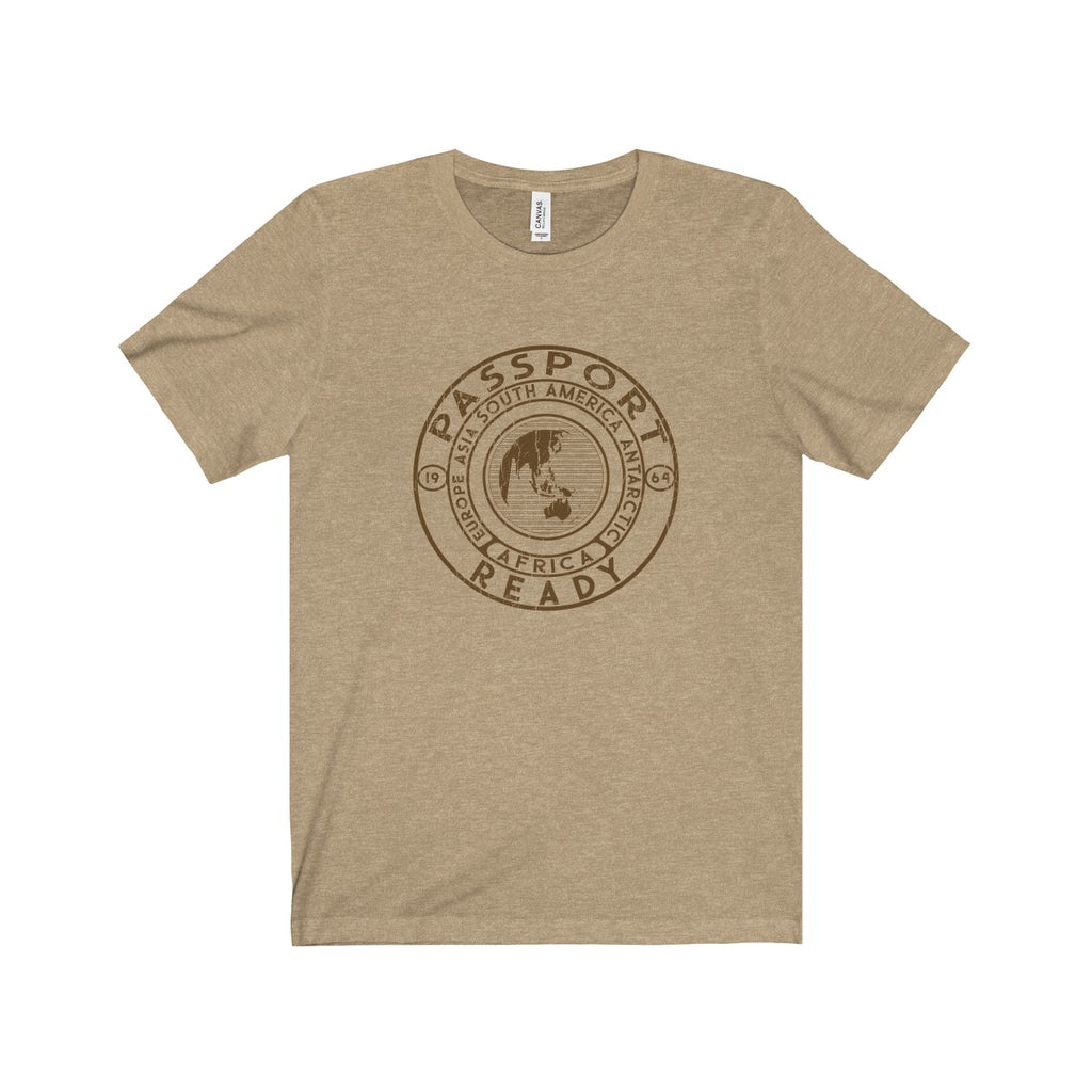 Women's Passport Ready Tee