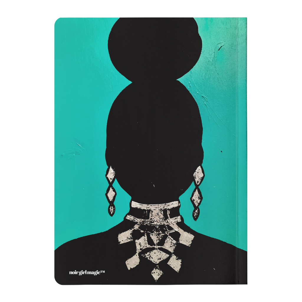 Silhouette | Paperback Notebook