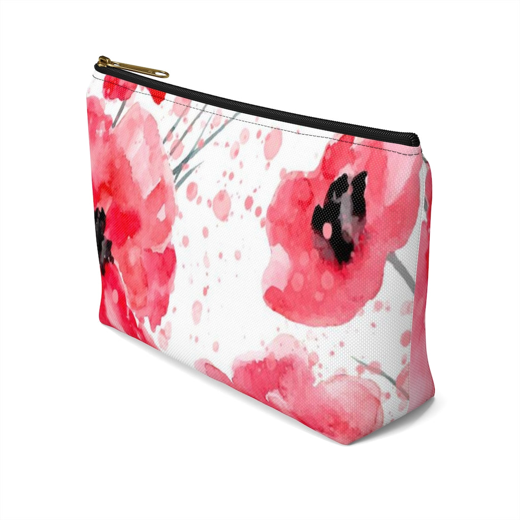 Poppies Cosmetic Travel Bag/Packing Cube