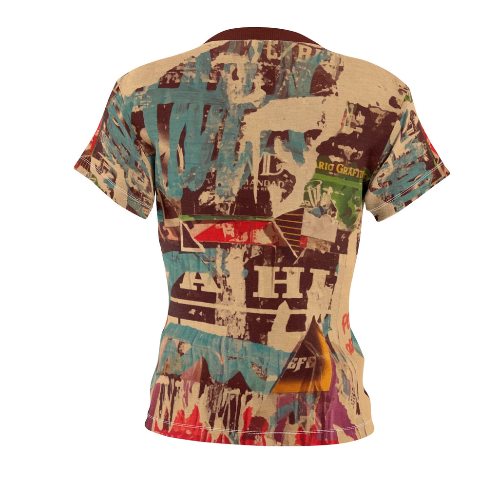 Zoya All Over Graffiti Tee