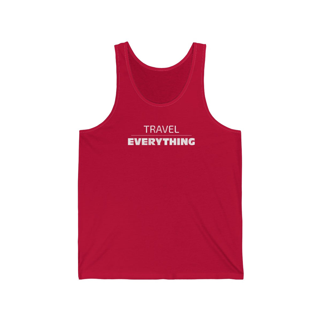 Travel Is Everything Tank