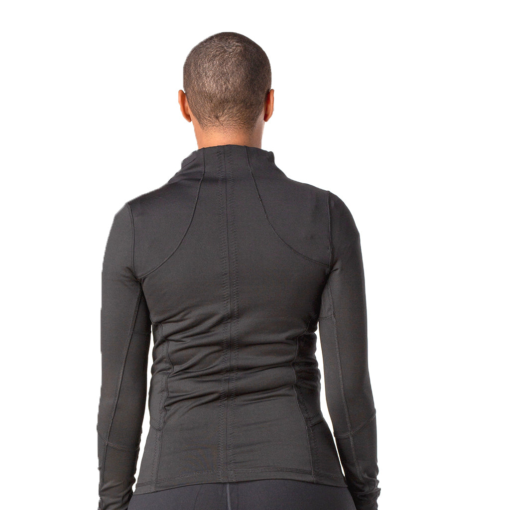 Larriah Activewear Jacket Back