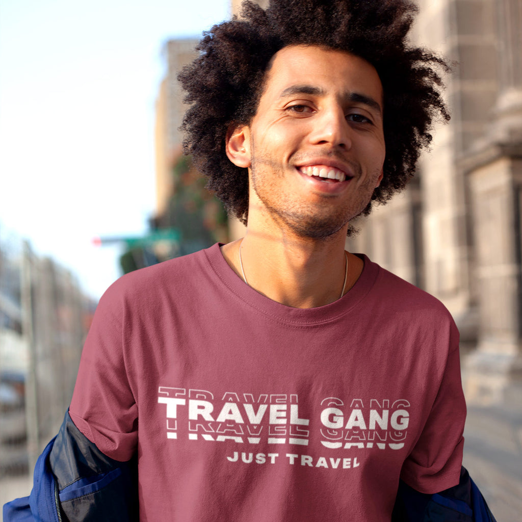 #TravelGang Just Travel | Unisex