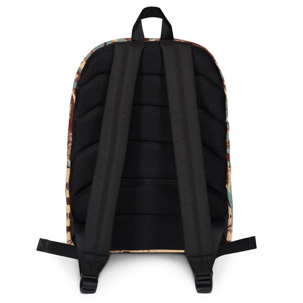 Zoya Graffiti Travel Backpack Back