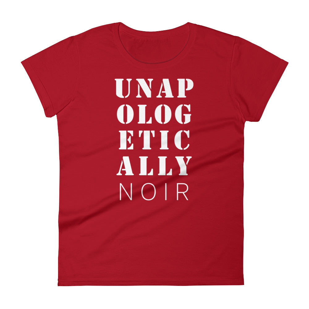 Unapologetically Noir 100% Cotton Tee
