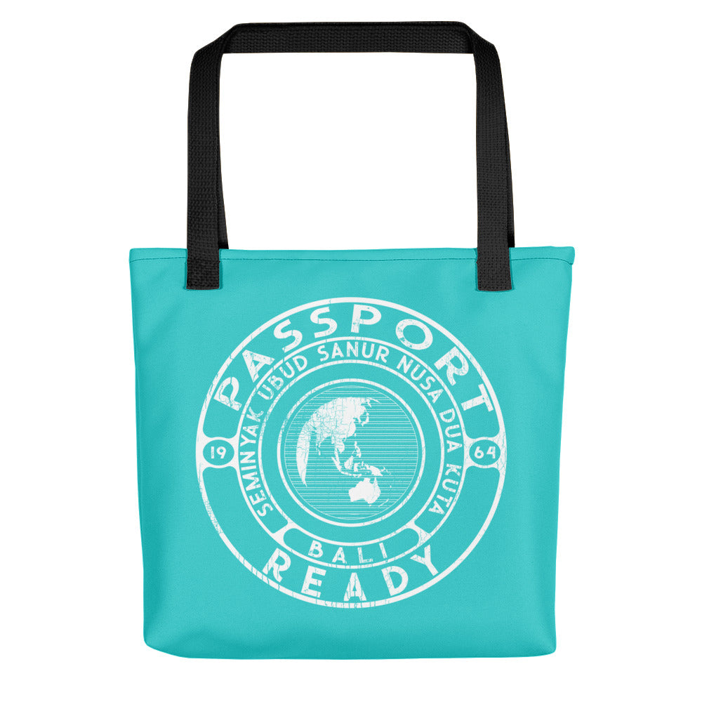 Passport Ready - Bali Edition Tote Bag