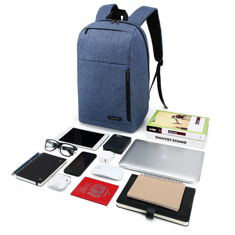Business Travel Laptop Backpack 15.6 Inch (Water Resistant)