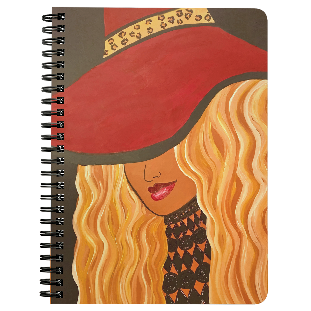 Blondie| Spiral Notebook