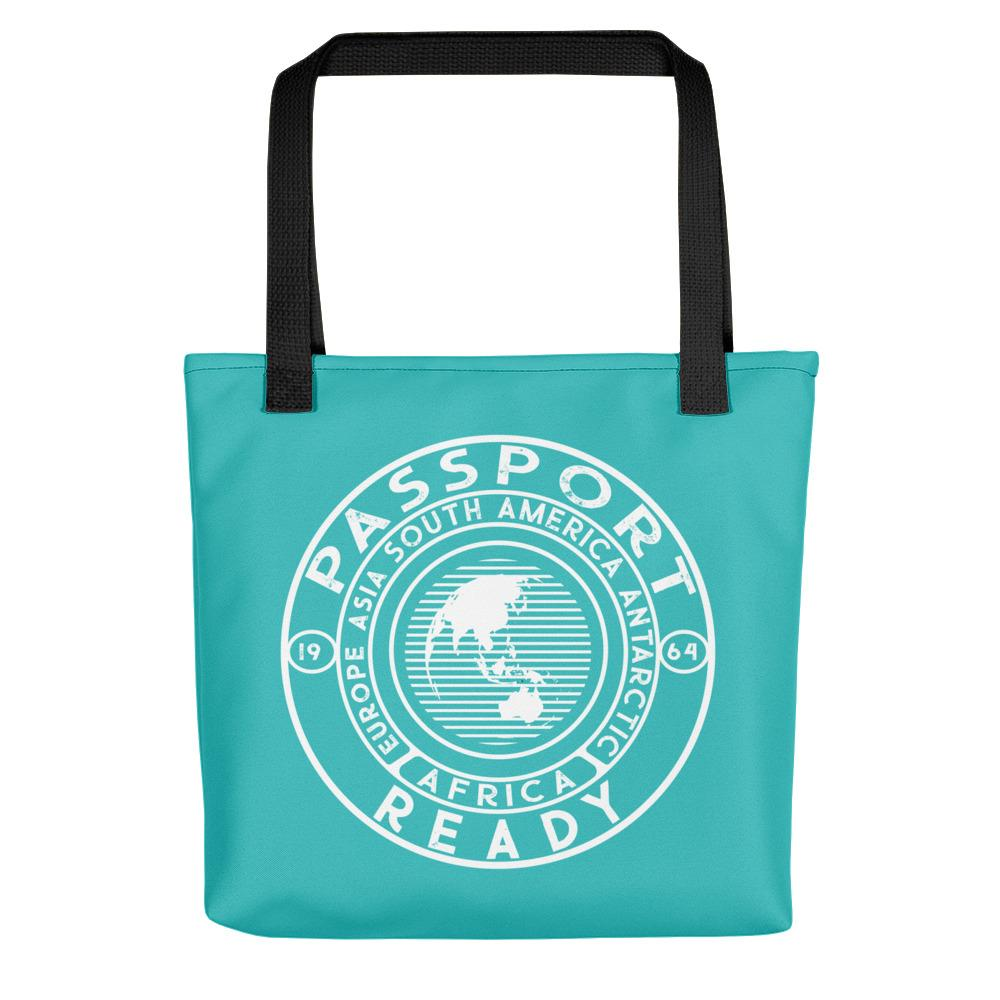 Passport Ready Tote Bag