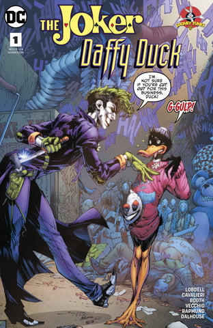 Joker Daffy Duck #1