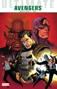 Ultimate Comics Avengers: Crime & Punishement TPB
