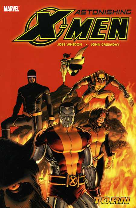 Astonishing X-Men Vol 03: Torn TPB
