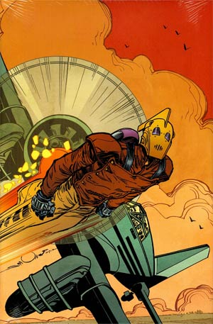 Rocketeer: Hollywood Horror HC