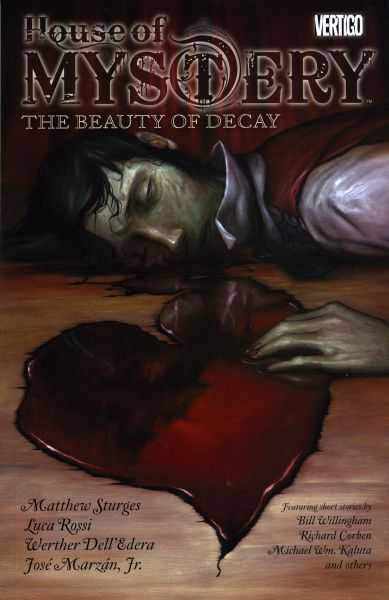 House of Mystery Vol 04: The Beauty of Decay TPB
