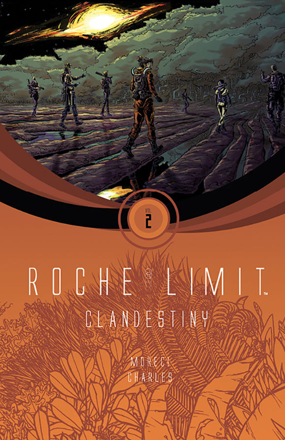 Roche Limit TP Vol 2: Clandestiny (Softcover)