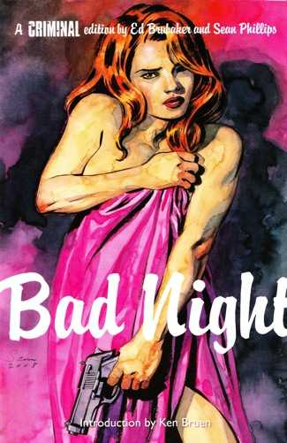 Criminal Vol 04: Bad Night TPB