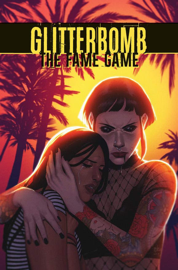 Glitterbomb: The Fame Game (2017) #3 (of 4) Cover A