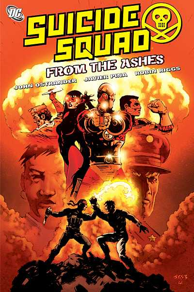 Suicide Squad: From the Ashes TPB