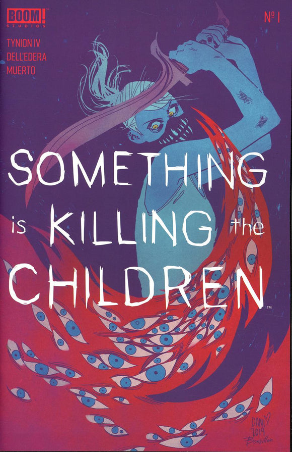 Something is Killing the Children (2019) # 1 (2nd Print)