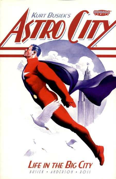 Astro City: Life in the Big City TPB