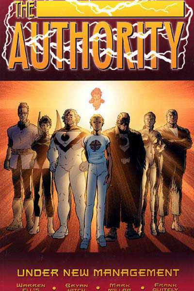 Authority: Under New Management TPB
