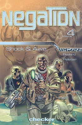 Negation Vol 04: Shock & Awe TPB