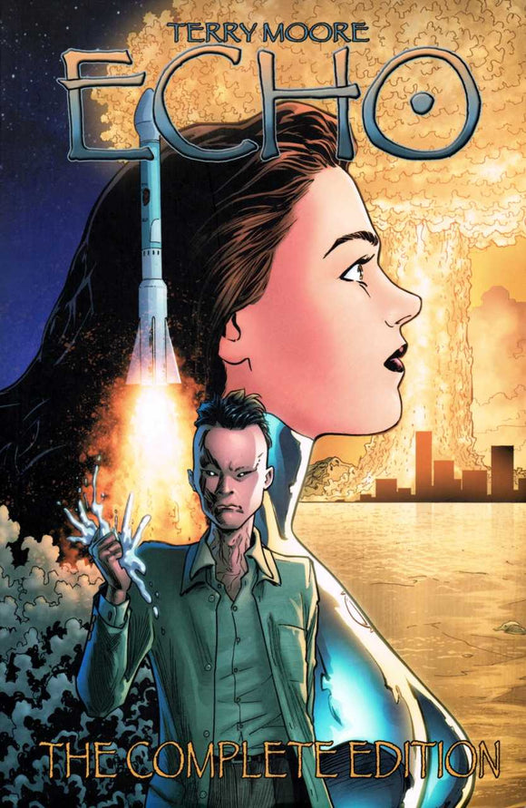 Echo: The Complete Edition TPB