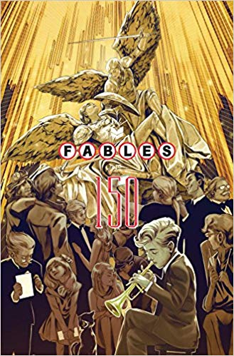 Fables TP Vol 22: Farewell (Softcover)