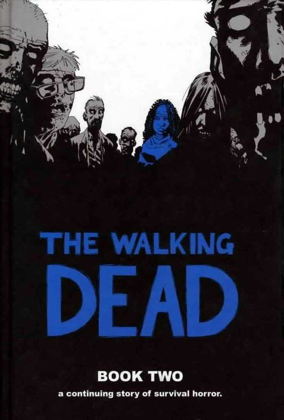 Walking Dead Book 02 HC [Half Priced]