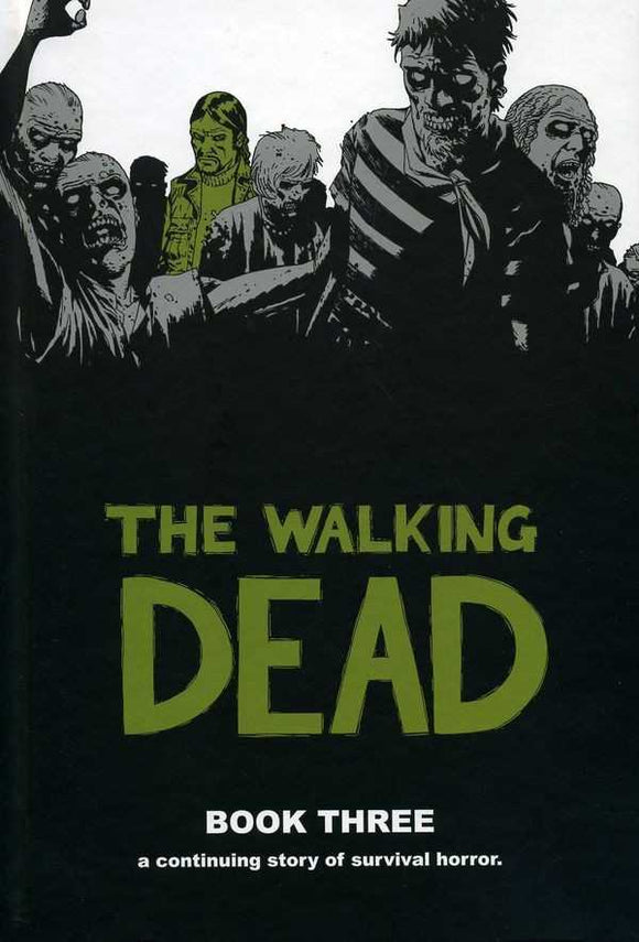 Walking Dead Book 03 HC [Half Priced]