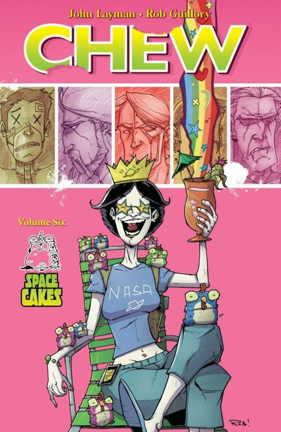 Chew Vol 06: Space Cakes TPB