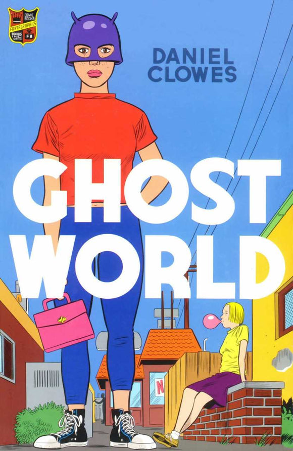 Ghost World TPB