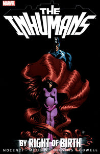 Inhumans: By Right of Birth TPB (Softcover)