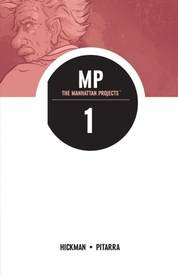 Manhattan Projects Vol 01 TPB