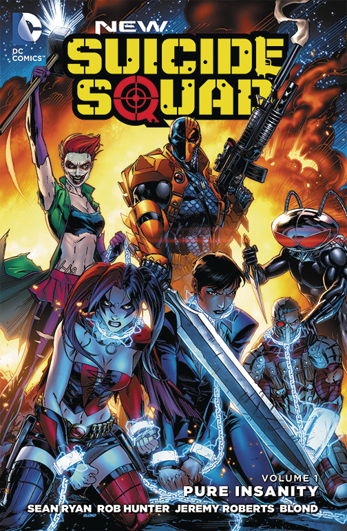 New Suicide Squad Vol 01: Pure Insanity TPB