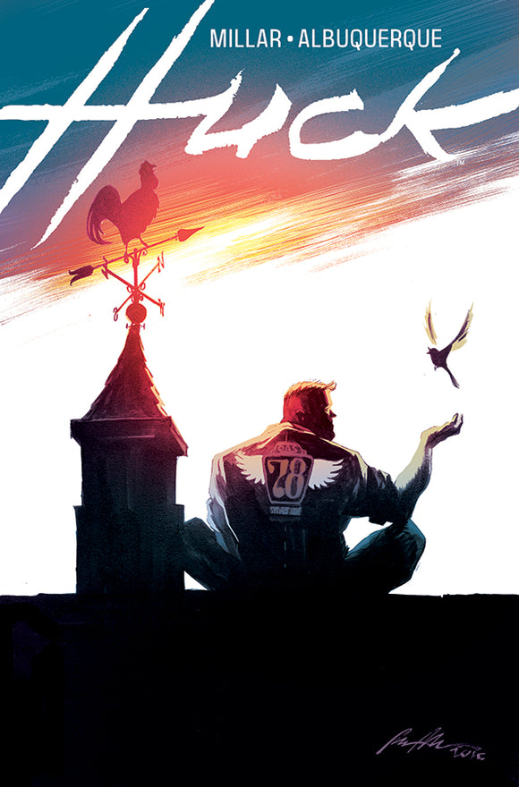 Huck Vol 01: All-American TPB