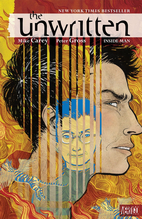 Unwritten TP Vol 2: Inside Man (Softcover)