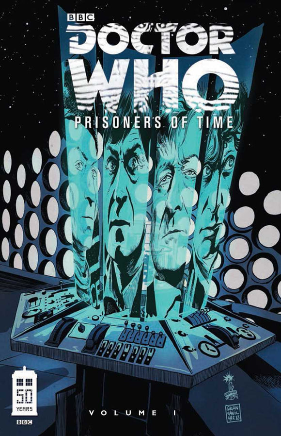 Doctor Who: Prisoners of Time Vol 01 TPB