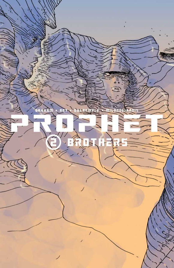 Prophet Vol 02: Brothers TPB