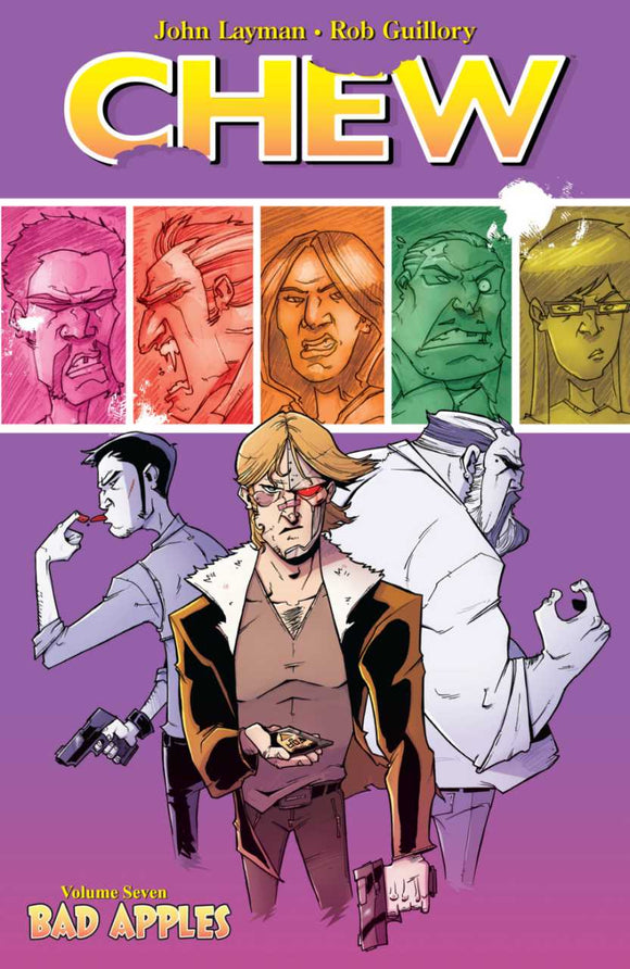Chew Vol 07: Bad Apples TPB