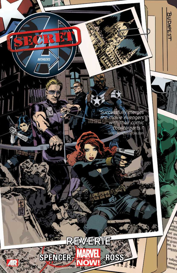 Secret Avengers Vol 01: Reverie TPB