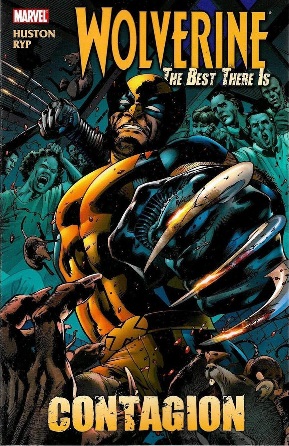 Wolverine: The Best There Is-Contagion (Softcover)