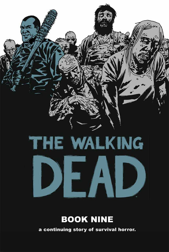 Walking Dead Book 09 HC [Half Prided]