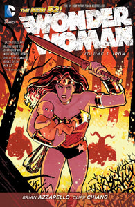 Wonder Woman Vol 03: Iron HC
